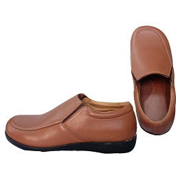 Special Diabetic Shoes - Brown